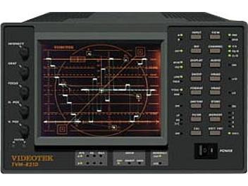 Videotek TVM-821DP Waveform/Vectorscope/Phase Monitor PAL