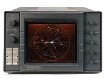 Videotek VSM-61 Broadcast Vectorscope NTSC