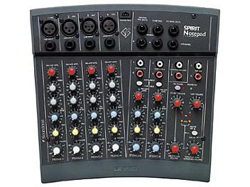 Soundcraft Folio Notepad Audio Mixer