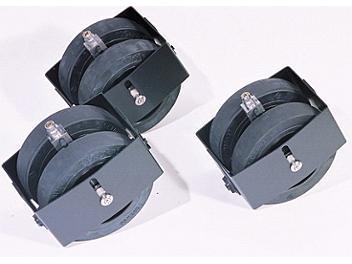 Sachtler 5210 - Set Studio Wheels