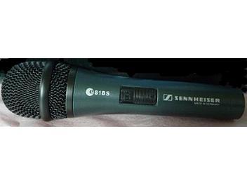 Sennheiser e818-S II Dynamic Microphone