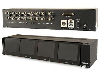 Spinet SKC-4040 4 x 4-inch LCD Monitors