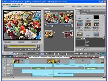 MainConcept EVE Video Editing Software