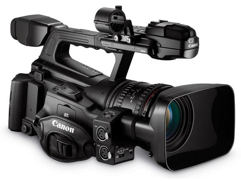 Canon XF300 (XF300E) HD Camcorder PAL