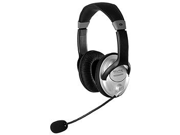 Globalmediapro HPM-102 Stereo Headphones with Microphone