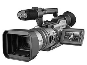 Sony DCR-VX2100E DV Camcorder PAL