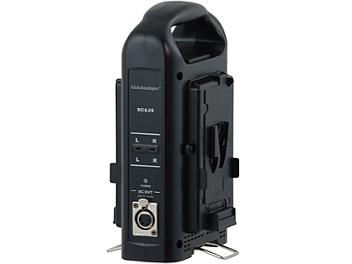 Globalmediapro SCA2S 2-channel V-Mount Charger/ AC Adaptor
