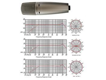 Globalmediapro MCS-1VAI Studio Condenser Microphone