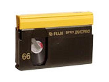 Fujifilm DP121-66M DVCPRO Cassette (pack 10 pcs)
