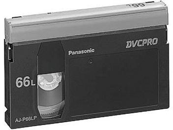 Panasonic AJ-P66LP DVCPRO Cassette (pack 10 pcs)