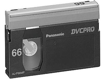 Panasonic AJ-P66MP DVCPRO Cassette (pack 10 pcs)