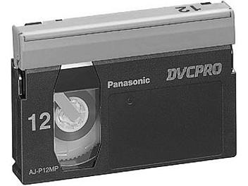 Panasonic AJ-P12MP DVCPRO Cassette (pack 10 pcs)