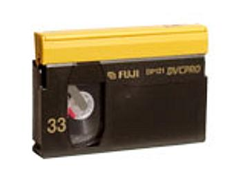 Fujifilm DP121-33M DVCPRO Cassette (pack 10 pcs)