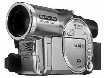Hitachi DZ-MV580E DVD Camcorder PAL