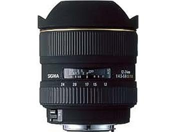 Sigma 12-24mm F4.5-5.6 EX DG ASP HSM Lens - Sigma Mount