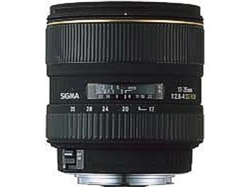 Sigma 17-35mm F2.8-4 EX DG ASP Lens - Sony Mount