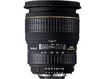 Sigma 20-40mm F2.8 EX DG ASP Lens - Nikon Mount