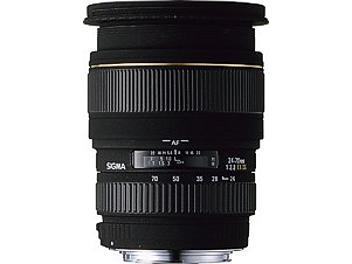 Sigma 24-70mm F2.8 EX DG Macro Lens - Nikon Mount