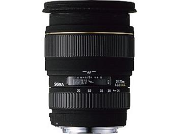 Sigma 24-70mm F2.8 EX DG Macro Lens - Pentax Mount