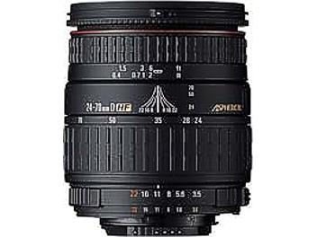 Sigma 24-70mm F3.5-5.6 ASP HF Lens - Sigma Mount