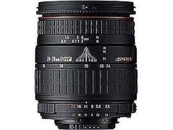 Sigma 24-70mm F3.5-5.6 ASP HF Lens - Pentax Mount