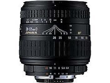 Sigma 28-135mm F3.8-5.6 ASP IF Macro Lens - Sigma Mount