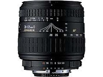 Sigma 28-135mm F3.8-5.6 ASP IF Macro Lens - Canon Mount