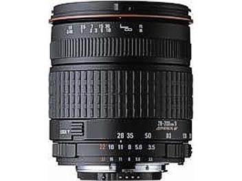 Sigma 28-200mm F3.5-5.6 ASP Macro Lens - Pentax Mount