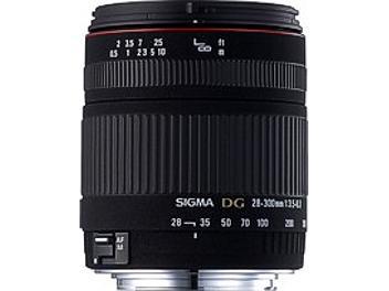 Sigma 28-300mm F3.5-6.3 DG Macro Lens - Canon Mount