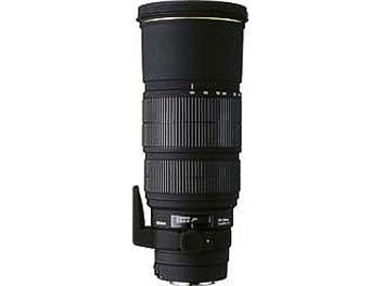 Sigma APO 120-300mm F2.8 EX IF HSM Lens - Nikon Mount