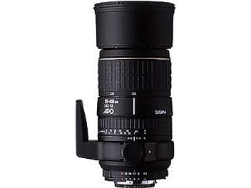 Sigma APO 135-400mm F4.5-5.6 ASP Lens - Pentax Mount
