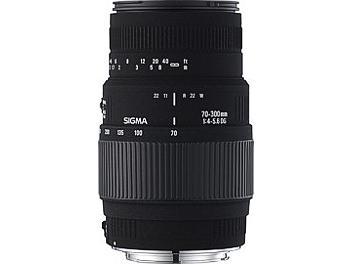 Sigma 70-300mm F4-5.6 DG Macro Lens - Nikon Mount