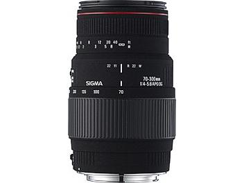 Sigma APO 70-300mm F4-5.6 DG Macro Lens - Canon Mount