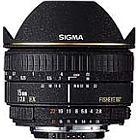 Sigma 15mm F2.8 EX Diagonal Fisheye Lens - Nikon Mount