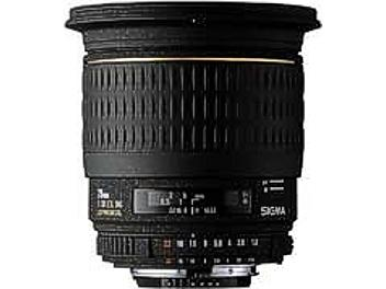 Sigma 20mm F1.8 EX DG ASP RF Lens - Canon Mount