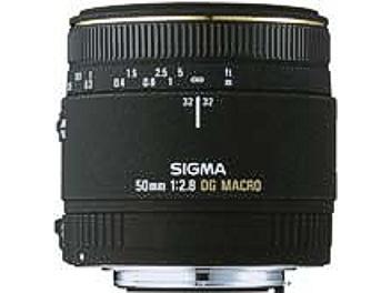 Sigma 50mm F2.8 EX DG Macro Lens - Sigma Mount