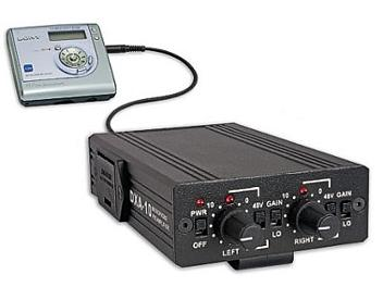 BeachTek DXA-10 Microphone Preamplifier