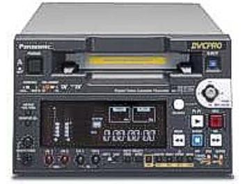 Panasonic AJ-SD255E DVCPRO Desktop Editing VTR PAL