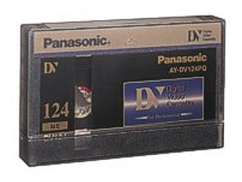 Panasonic AY-DV124PQ DV Cassette (pack 10 pcs)