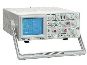 Pintek PS-355 Analog Oscilloscope 40MHz