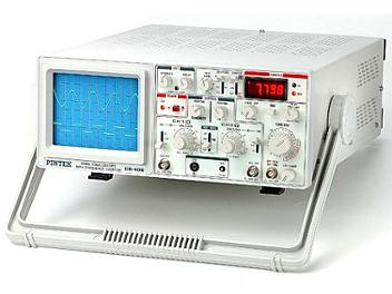 Pintek CS-406 Analog Oscilloscope with Auto Counter 40MHz