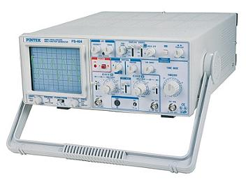 Pintek FS-404 Analog Oscilloscope with Function Generator 40MHz