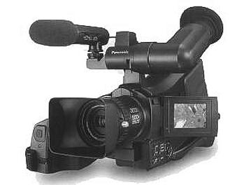 Panasonic NV-MD10000 mini-DV Camcorder PAL