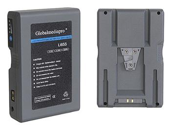 Globalmediapro Li65S V-Mount Li-ion Battery 65Wh
