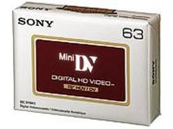 Sony DVM-63HD HDV Cassette (pack 10 pcs)