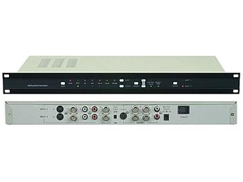 Globalmediapro F-401 Multi-system Digital Converter with TBC and Genlock