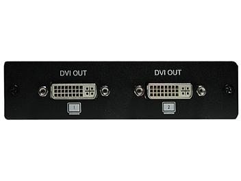 Globalmediapro Y-103D2 1x2 DVI Splitter