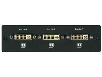 Globalmediapro Y-103D4 1-in 4-out DVI Splitter