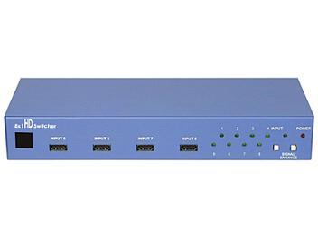 Globalmediapro Y-104H8 8x1 HDMI Switcher