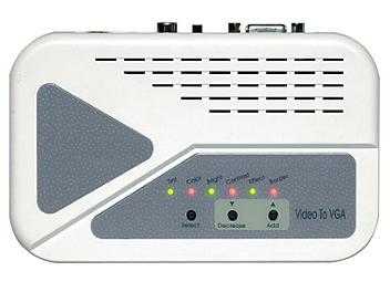 Globalmediapro P-209 Video to VGA Converter